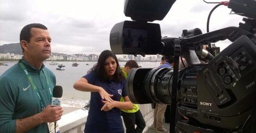 TV para surdos fará cobertura dos Jogos Olímpicos e Paralímpicos