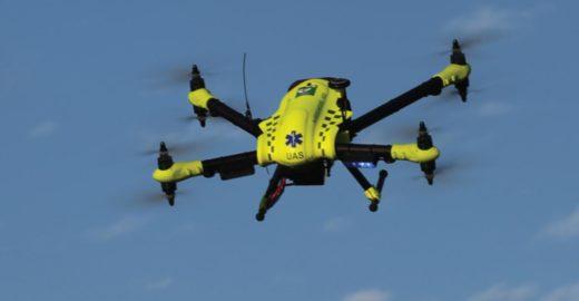 Drones do bem: tecnologia que salva vidas