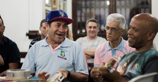Samba da Vela faz roda às segundas-feiras em Santo Amaro
