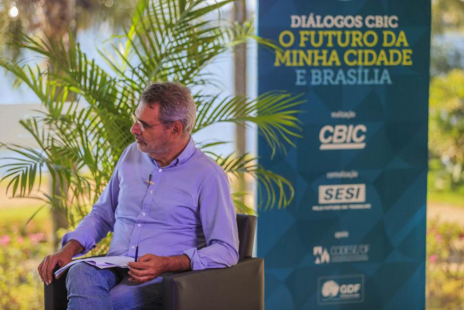 Fundador da Catraca Livre, Gilberto Dimenstein