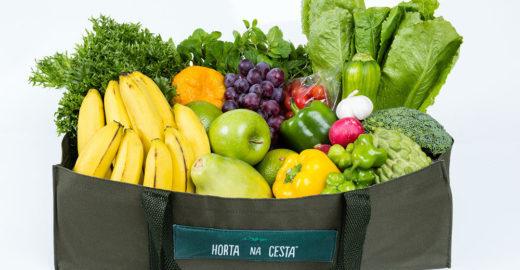 Delivery de hortifrúti traz produtos da horta com preço acessível