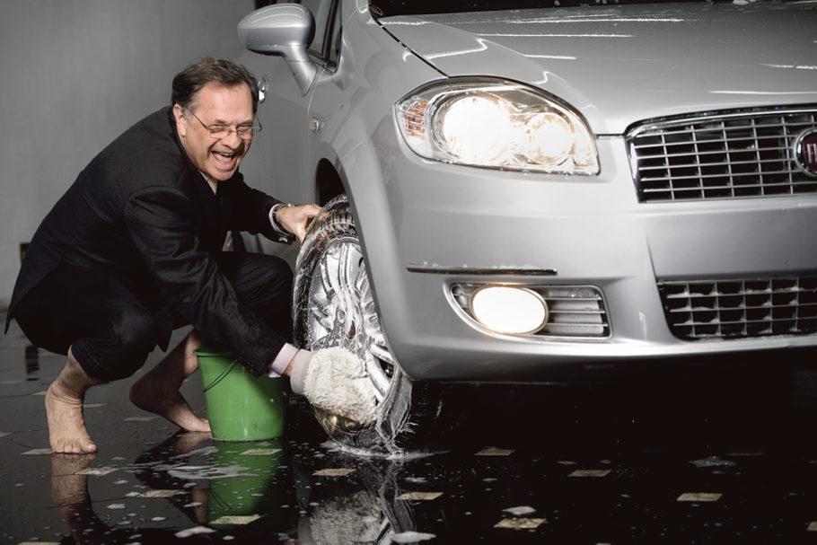 Cledorvino Belini, presidente da Fiat no Brasil