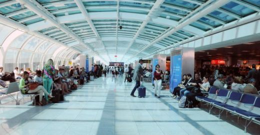 Brasil tem dois aeroportos entre os 10 melhores do mundo