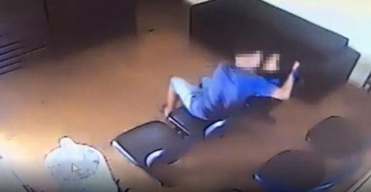 Homem agride e enforca a ex dentro de Delegacia da Mulher em SP