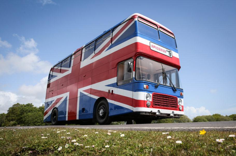 ônibus Spice Girls