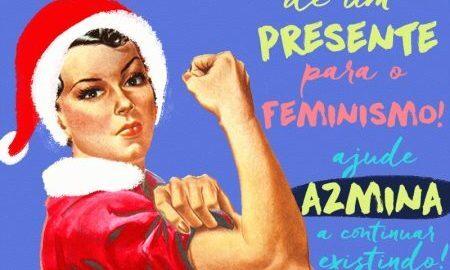 Ajude a 'Revista AzMina' a continuar com reportagens para empoderar as mulheres