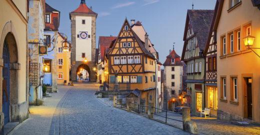 Alemanha oferece 150 rotas cênicas para conhecer o país