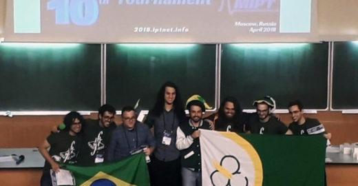 Alunos do ABC ficam em 3º em torneio internacional de física