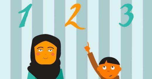 App ajuda crianças refugiadas sírias a aprender novas habilidades