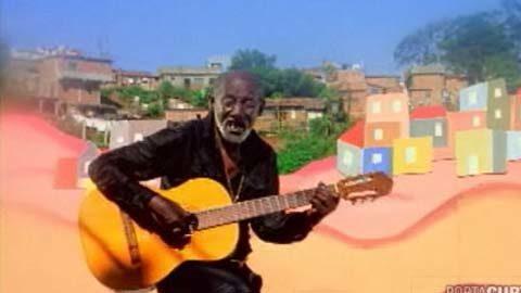 Assista ao documentário de Nelson Sargento no morro da Mangueira