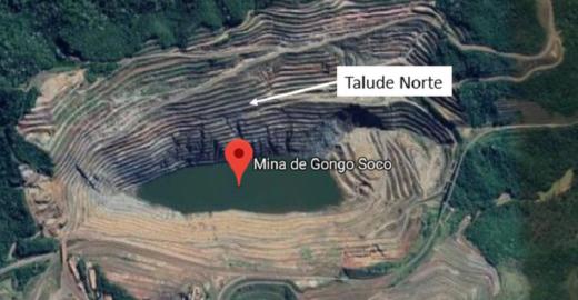 Paredão de barragem da Vale em MG pode se romper a partir de hoje