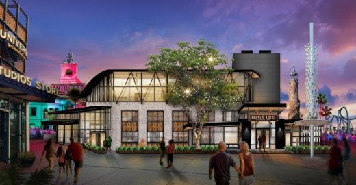 Orlando ganha restaurante inspirado em acampamento