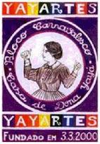 Bloco Casa de Dona Yayá desfila na Bela Vista