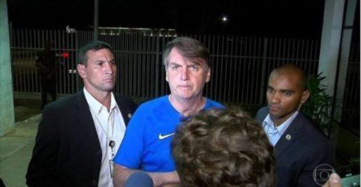 Bolsonaro minimiza manifestações: 'movimento do pessoalzinho'