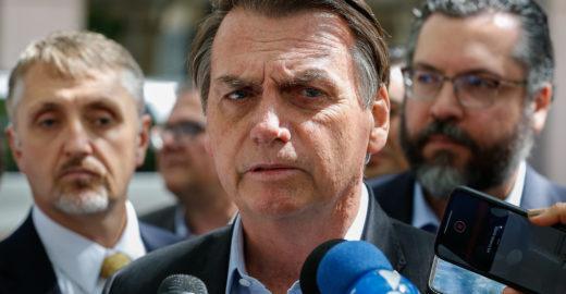 Bolsonaro divulga texto que fala de Brasil 'ingovernável'