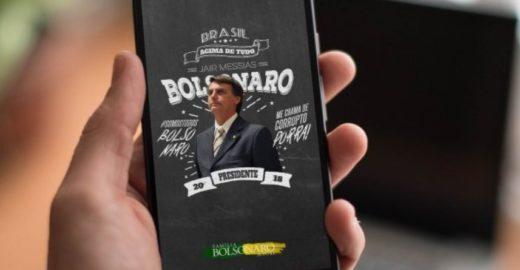 Folha: mensagens no WhatsApp revelam radicalização de Bolsonaro