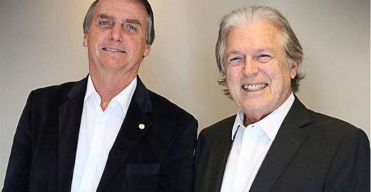 Até o presidente do partido de Bolsonaro detona manifestação