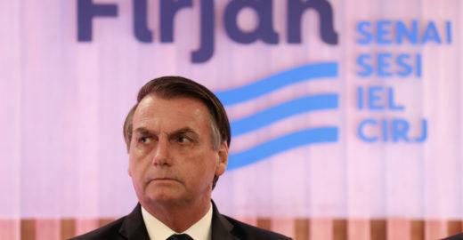 Bolsonaro: 'o grande problema do Brasil é a classe política'