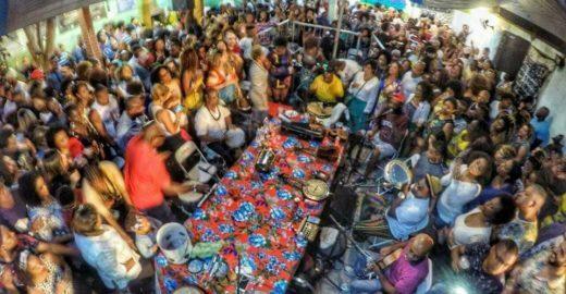 Samba da Cabeça Branca reestreia em Padre Miguel
