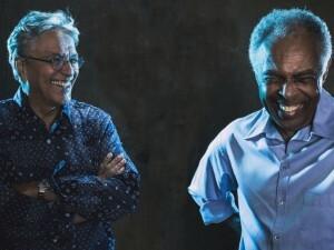 Caetano Veloso e Gilberto Gil anunciam turnê conjunta no segundo semestre