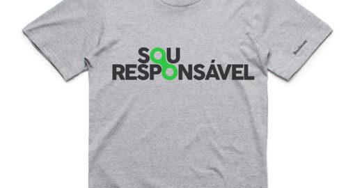 Você já pode vestir a camisa do movimento Sou Responsável