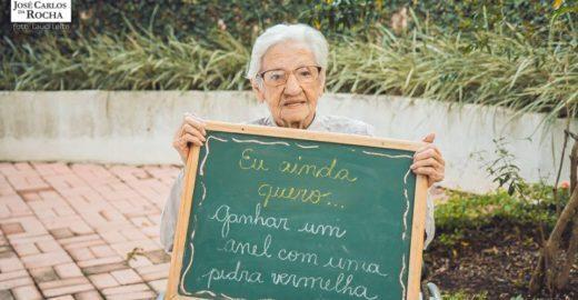 Campanha viraliza e torna sonhos simples de idosos uma realidade