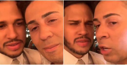 Carlinhos Maia revela por que tirou a barba para seu casamento