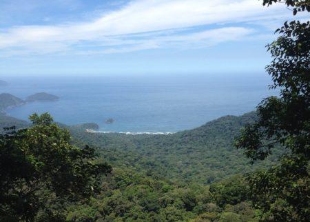 Praia de Castelhanos Ilhabela