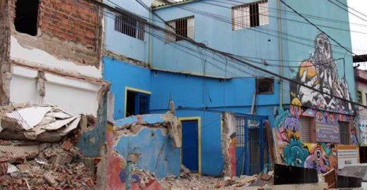 ONG em Heliópolis corre risco e pede ajuda para reformar sede