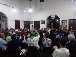 Chapinha da Vela, a resistência do samba