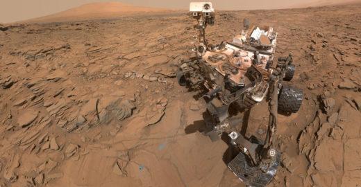 Compostos orgânicos podem indicar vida no passado de Marte