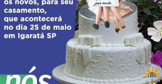 Igaratá (SP) sediará 1º casamento católico naturista do país