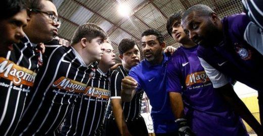 Dia Internacional da Síndrome de Down: jovens arrasam no futebol
