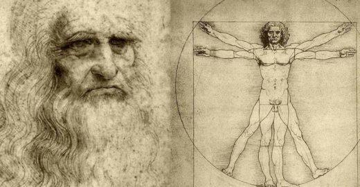 Leonardo da Vinci: muito além da imaginação