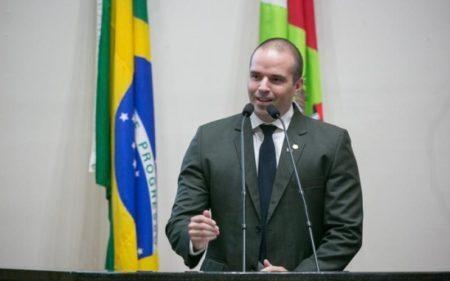 O deputado estadual Jessé Lopes