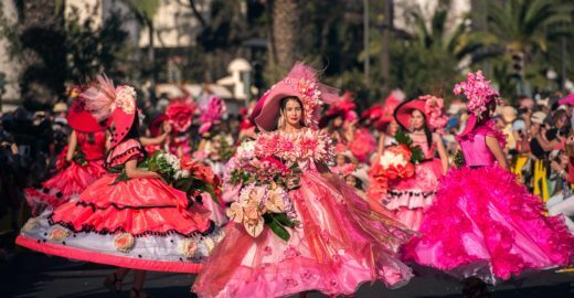 Ilha da Madeira celebra primavera com Festa da Flor