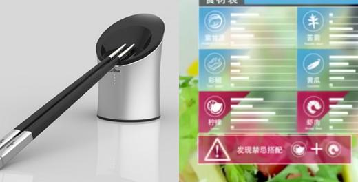 Hashi tecnológico alerta usuário se comida está contaminada