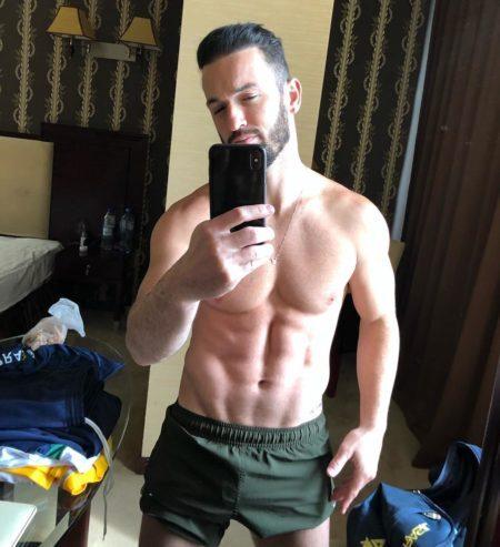 Diego Hypolito sexualidade