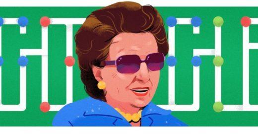Google homenageia centenário da educadora Dorina Nowill
