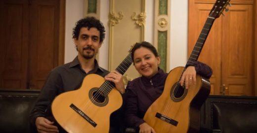 Duo Siqueira Lima se apresenta no Sesc Vila Mariana