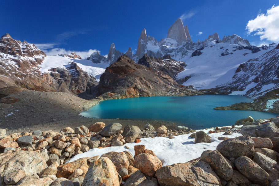 Mount Fitz Roy, Los Glaciares National Park