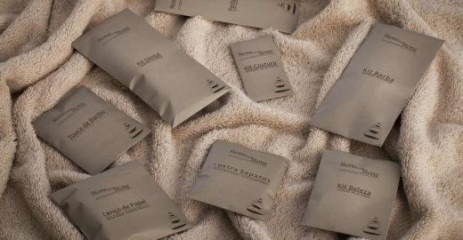 Empresa usa papel de pedra e tinta de soja em embalagens