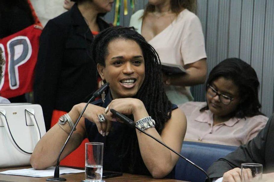deputada estadual Erica Malunguinho