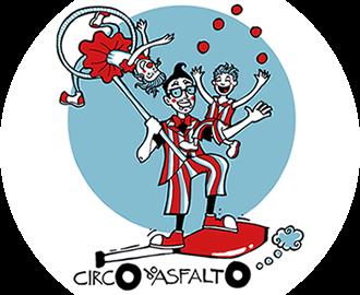 """Espetáculo """"Vida"""" com a Cia Circo do Asfalto"""