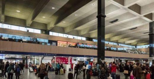 Estação abrirá para o almoço de Natal de 200 moradores de rua