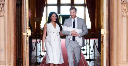 Meghan Markle homenageia princesa Diana no Dia das Mães