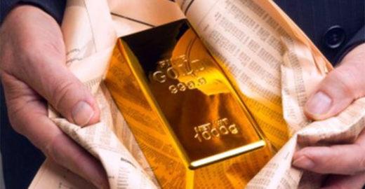 Faxineiro acha 7 kg de ouro em aeroporto e pode ficar com barras