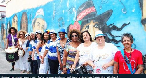 Festival Cinesamba: Operação Mangueira
