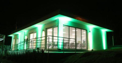 Sustentável e tecnológica, casa inaugurada em SC não tem pregos