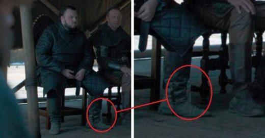 Garrafa de água aparece no último episódio de Game of Thrones